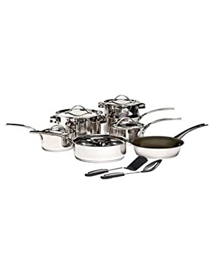 Gordon Ramsay By Royal Doulton 12 Piece Cookware Set with 2 Bonus Gadgets