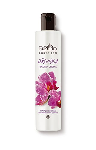 EuPhidra Bodyclean Orchidea Bagno Crema - 250 ml