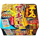 明星 一平ちゃん夜店の焼そば 大盛 焼とうもろこし風味 しょうゆ味 166gX1箱(12入)