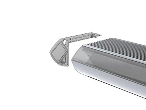 LED's ON Tappo Chiusura Sinistro SX per Alu Stair Profilo Alluminio LED