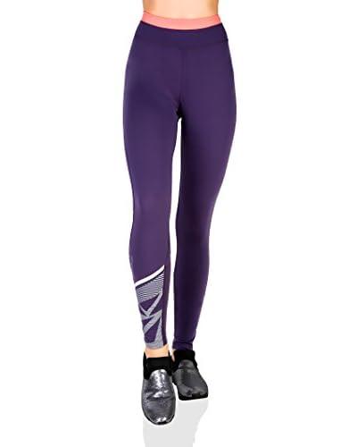 Elle Sport Leggings Técnicos Violeta