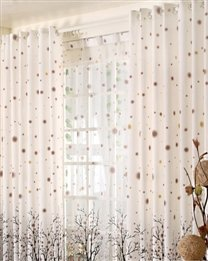 Bedroom Parlour Black Out Curtains front-952405