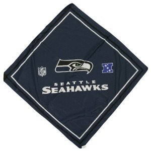 Seattle Seahawks NFL Jersey Rally Bandana at Amazon.com
