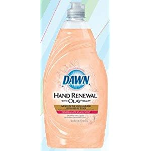 Dawn Hand Renewal with Olay Beauty - Twin Pack