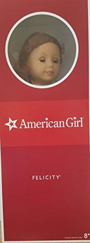 American Girl Felicity Doll & Paperback Book