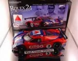 Dale Earnhardt Jr Tony Stewart #2 Car Citgo Rolex 2004 Rolex Prototype Die Cast Metal 1:18 Scale Model