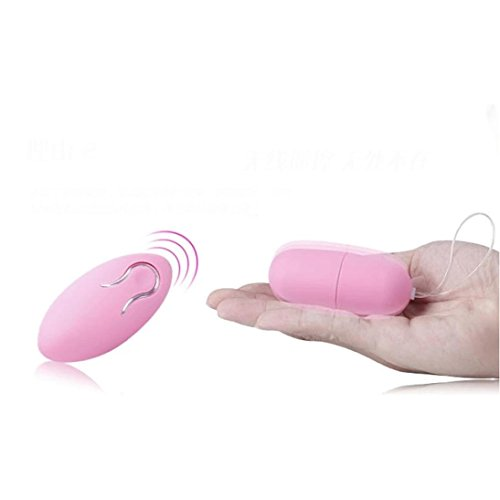 Creazy Waterproof Wireless remote control Shacking Shock Massager Egg Vibrator (Pink)