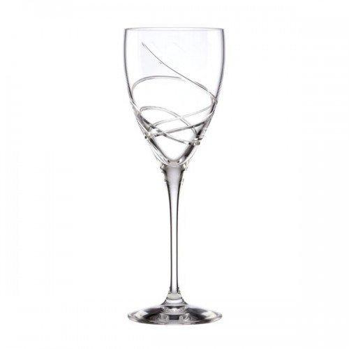 Lenox Adorn Signature Goblet, Clear front-896504