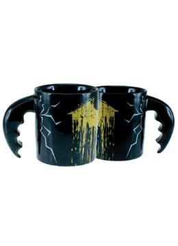 DC Comics Batman Batarang Oversized Coffee Mug