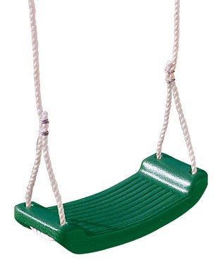 Blow Molded Swing With Rope front-759631