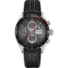 Tag Heuer Carrera Monaco Grand Prix Chronograph Automatic Anthracite Dial Mens Watch CV2A1M.FT6033