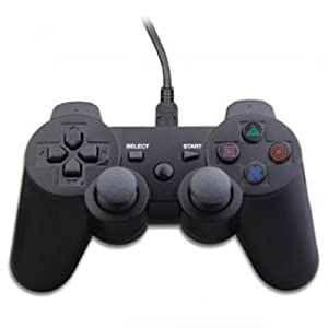 Game Controller for PC or PlayStation 3 (PS3) from Sonic Games