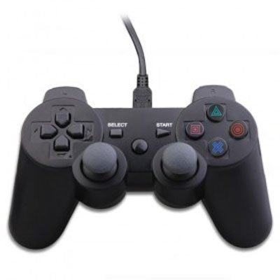 Game Controller for PC or PlayStation 3 (PS3) - LIFETIME WARRANTY