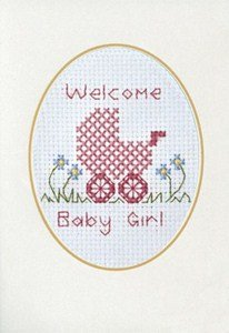 Greeting Cards For Baby Girl