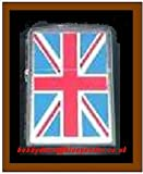 BRITISH FLAG UNION JACK ZIPPO LIGHTER