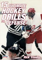 Rick Trimble: 15 Ultimate Hockey Drills for Defense (DVD) by Championship Productions