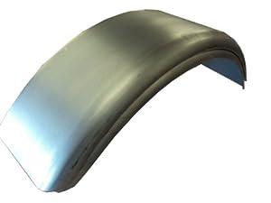 Trailer fenders (PAIR) 5.5 X 19.25 single axle steel 16 GA