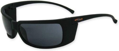 Sos H20X / Mantis Sunglasses, Matte Black Frame, Smoke Lens, 4252