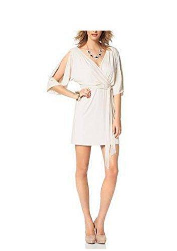 robe-robe-porte-feuille-de-jessica-simpson-ecru-femme-m