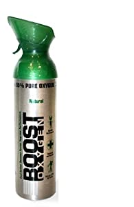 Boost Oxygen Natural Energy 22oz. in a Can (Natural) from Boost Oxygen