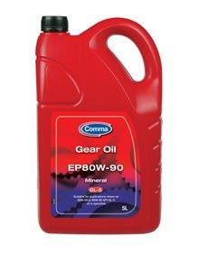 Comma EP809005L 5L GL5 Gear Oil