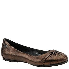 Born Womens Adele Brown Metallic - 6 B(M) US