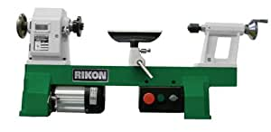 Rikon 70-200EVS Variable Speed Mini Lathe