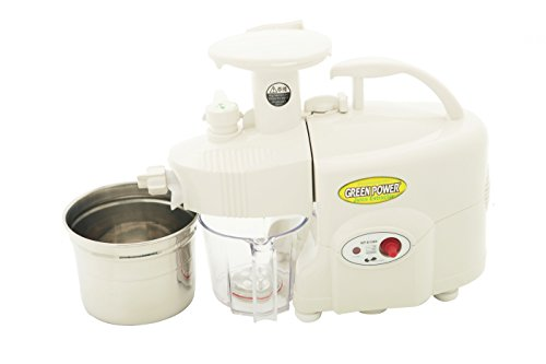 GREENPOWER JUICE Extractor (KP-E1304 Standard Type) (WHITE) (The Juice Standard compare prices)