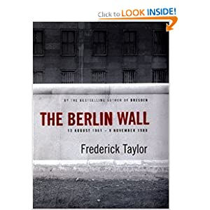 Berlin wall book review on the