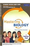 Mastering Biology: With Pearson eText
