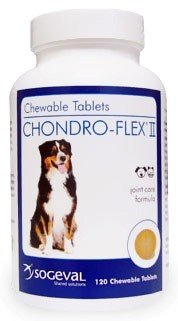 Chondro Flex Ii (120 Tablets) Chewables