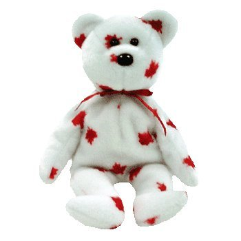 TY Beanie Baby - CHINOOK the Bear (Canada Exclusive)