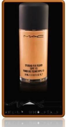 MAC 'Studio Fix' Fluid Foundation SPF 15 #NW13 by M.A.C