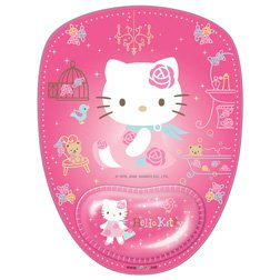Hello Kitty Mouse Pad (Lady)