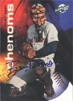 Ben Davis Idaho Falls Padres - Padres Affiliate 1996 Fleer Excel First Year Phenoms... by Hall of Fame Memorabilia
