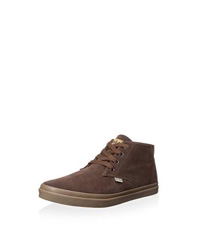Gola Men's Seeker High Suede Sneaker