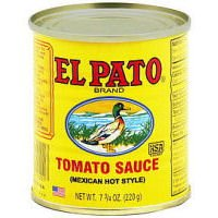 El Pato Salsa De Chile Fresco Hot 775 Oz by El Pato
