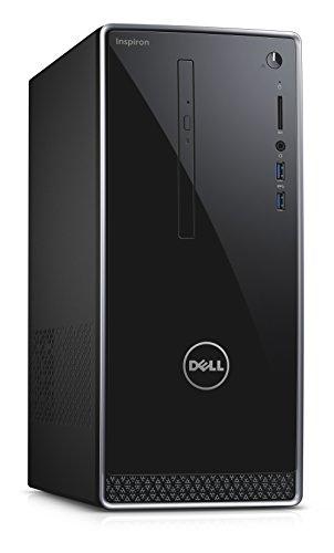 Dell Inspiron デスクトップパソコン ミニタワー Core i5モデル (Win10/i5-6400/8GB/1TB/GeforceGT730/DVD/Adobe PEPE14) Inspiron 3650 16Q31