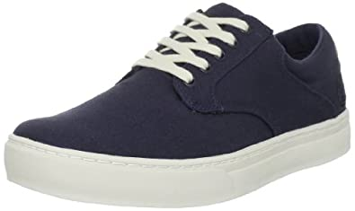 (清仓)天木兰Timberland Men's Earthkeepers Cupsole Oxford牛筋底休闲鞋,蓝$38