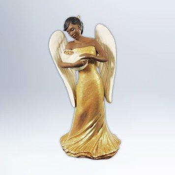 Golden Messenger 2012 Hallmark Ornament