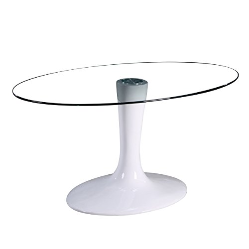 Esstisch glas oval com forafrica for Tisch design oval