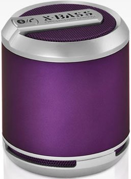 Divoom Bluetune Solo Purple Free Carrying Pouch Official Usa Seller, Loud Wireless Bluetooth Rechargeable Portable Speaker! 4 Apple Ipod, Ipad, Pc, Mac, Tablet, Samung, Windows, Galaxy, Latptop, Mp3 Player & More