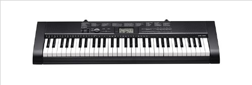 Casio CTK11-50 Full Size Keyboard - Black