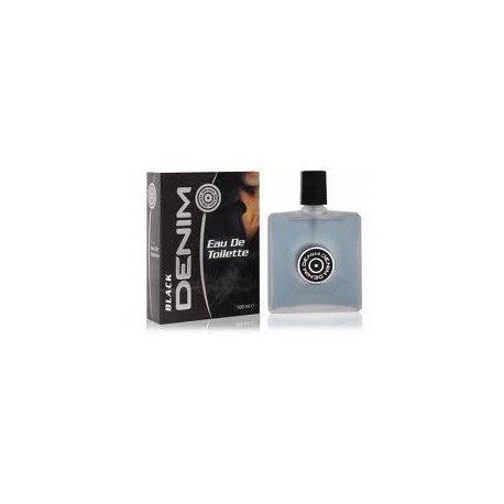 Denim Black Eau de Toilette 100 ml / EDT / Anziehender Männerduft / Unverkennbar Einzigartig