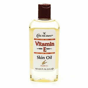 Cococare Vitamin E Skin Oil 4 fl oz (120 ml)
