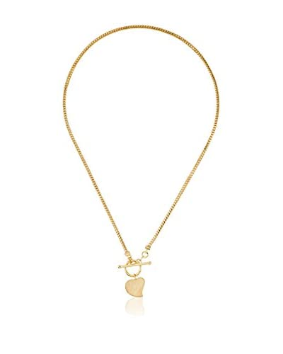 ALBA CAPRI Colgante Amore plata de ley 925 milésimas bañada en oro