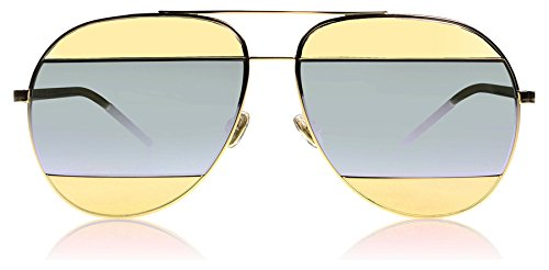 Christian-Dior-DIOR-SPLIT-1Aviator-metal-women