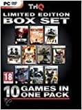 THQ Limited Edition 10 Game Pack (Includes: Metro, Darksiders, Saints Row 2 and More) PC