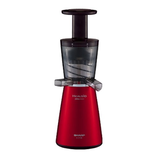Review Sharp Slow Juicer Ej C20y Rd : Sharp Herushio Juice Presso Slow Juicer Red System ...
