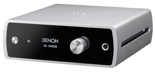 Denon Da-300Usb High Resolution Audio Dac Headphone Amplifier